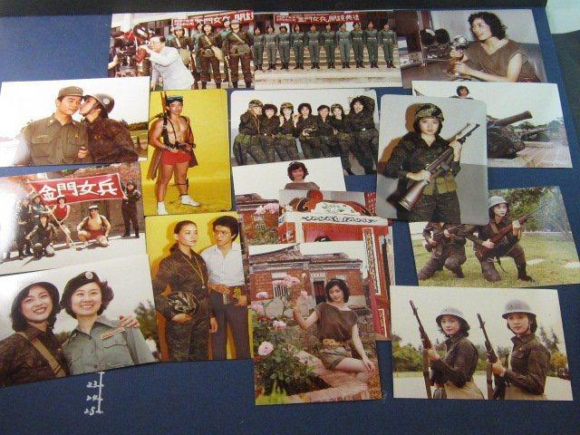 「金門女兵」拍攝時波折不斷,上片後票房卻不理想。圖/摘自ruten