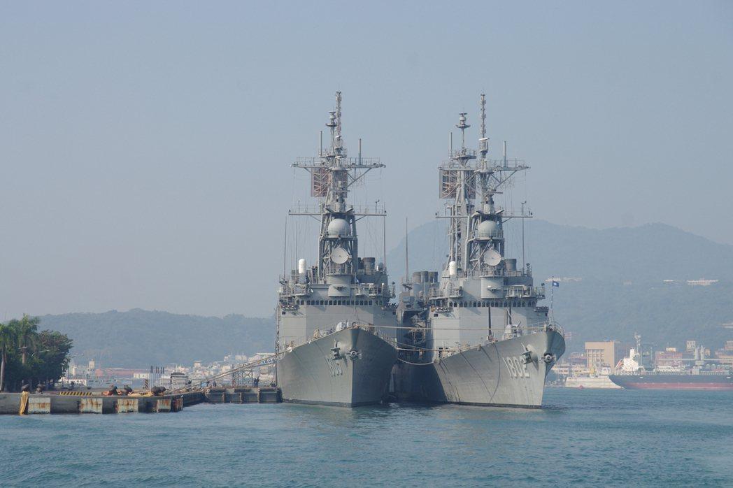 海軍今年流年不利 一連發生五次碰撞