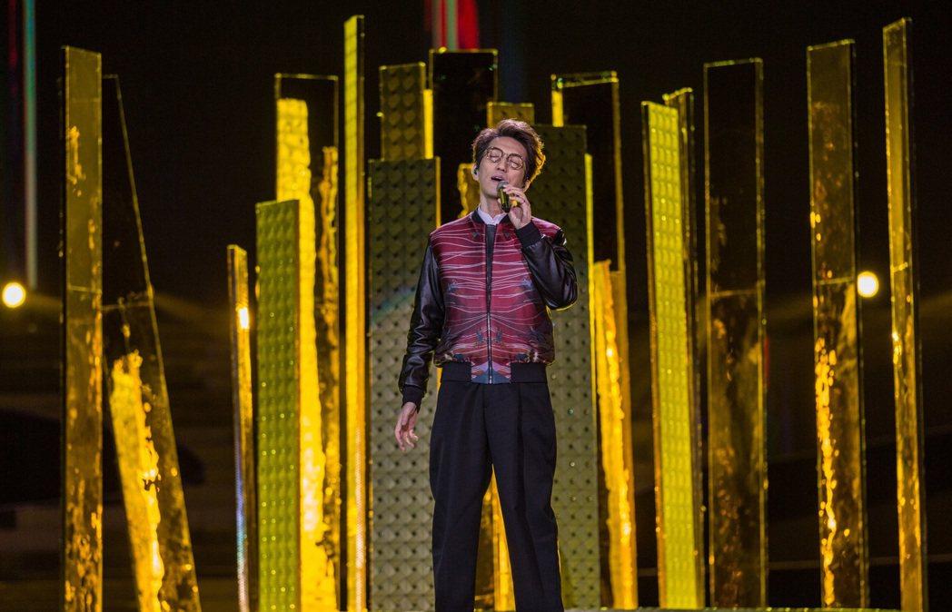 林志炫預計明年在台北小巨蛋開唱。圖/攝影和衛提供