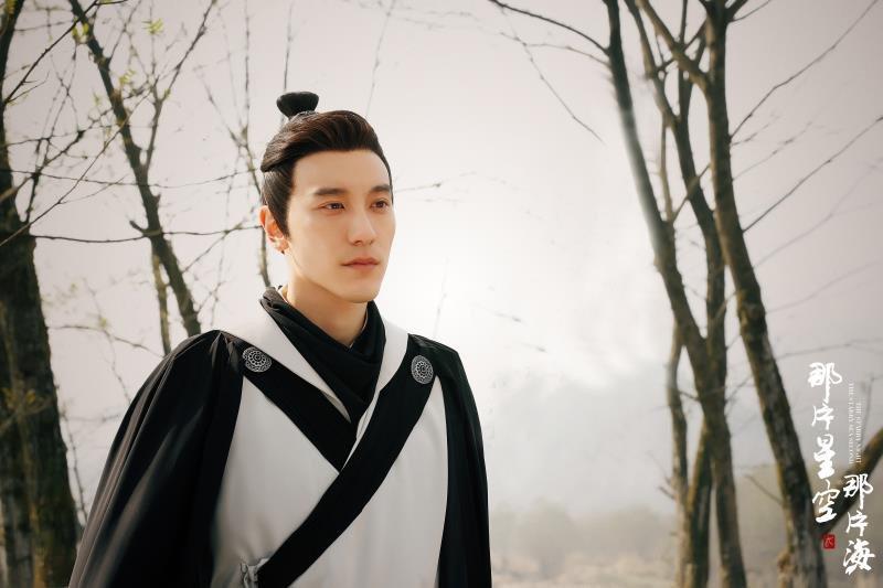 王陽明首度挑戰古裝連續劇演出。圖/金銀帝國提供