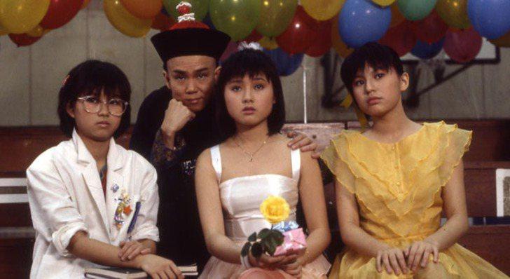 林珊珊(左起)、黃百鳴、李麗珍、羅明珠是首集「開心鬼」的主角。圖/聯合報系資料照