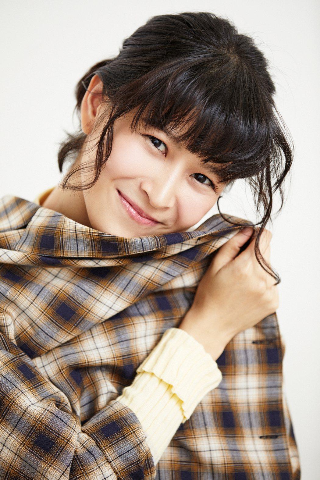 江宜蓉演出「花甲男孩轉大人」爆紅。圖/MILK潮流誌提供