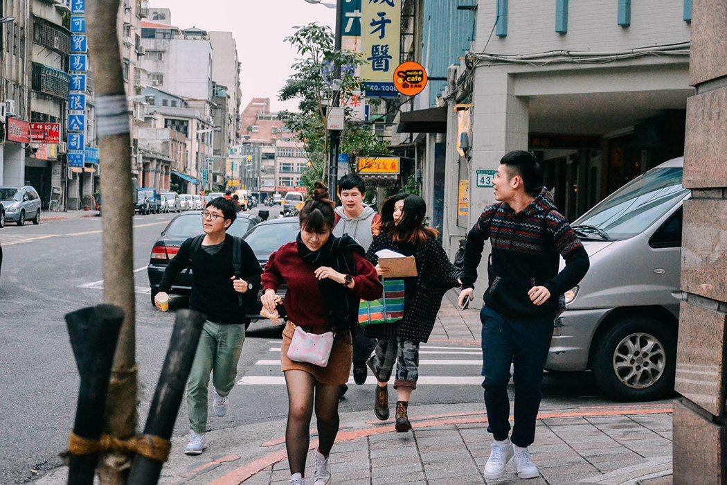 在遊戲時間內跑起來也不錯,想要慢慢散步也隨自己。(圖片提供 邱翊)