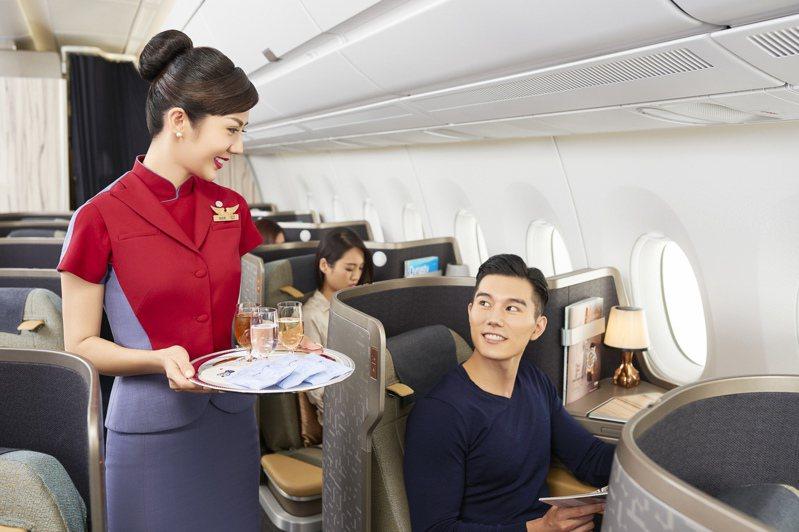 誰說搭機人數少…外籍航空爭相復飛台灣