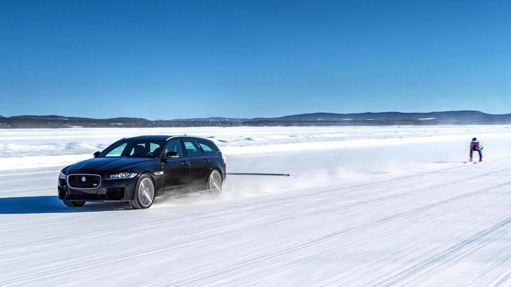 Jaguar又再度誕生一項世界紀錄。 摘自Jaguar