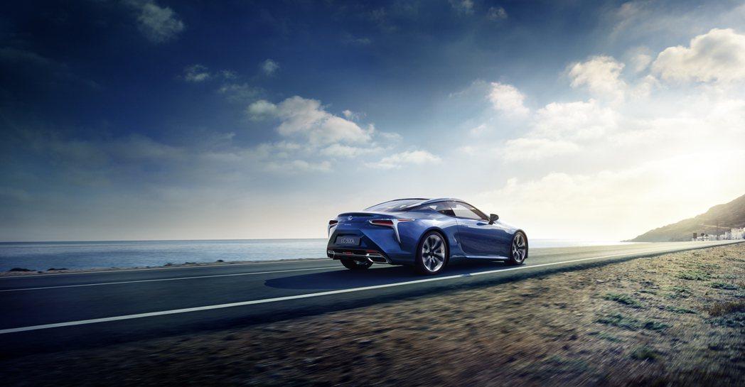 LEXUS全新LC旗艦雙門轎跑追加Limited Edition車型 圖/和泰汽車提供