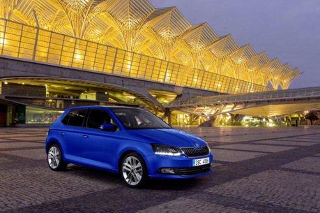 1.0 TSI引擎入主 Škoda Fabia更添魅力