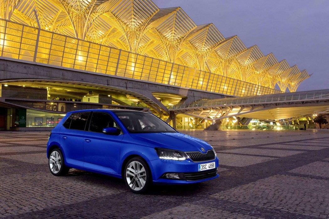Škoda Fabia高階車款從即日起由1.0 TSI取代原有的1.2 TSI渦輪增壓引擎。 圖/Škoda提供