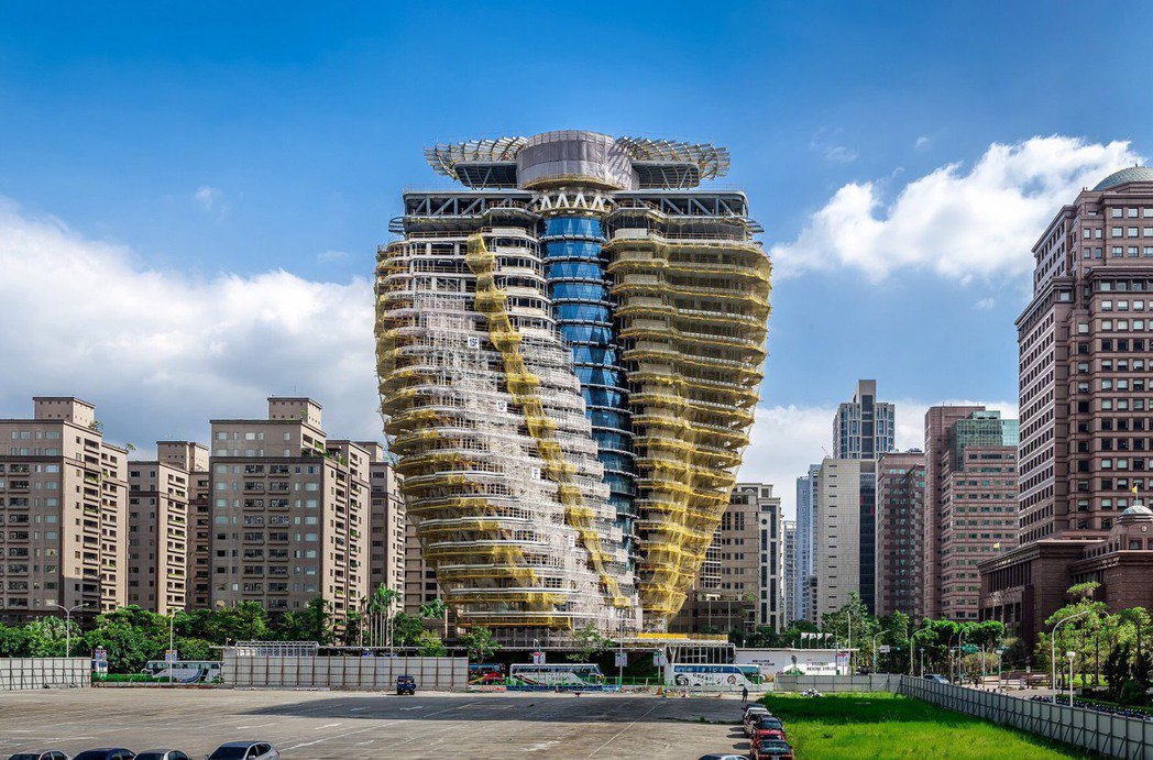 陶朱隱園。中華工程/提供