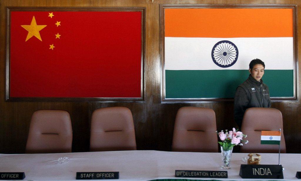 印度:解放軍洞朗附近仍部署千人