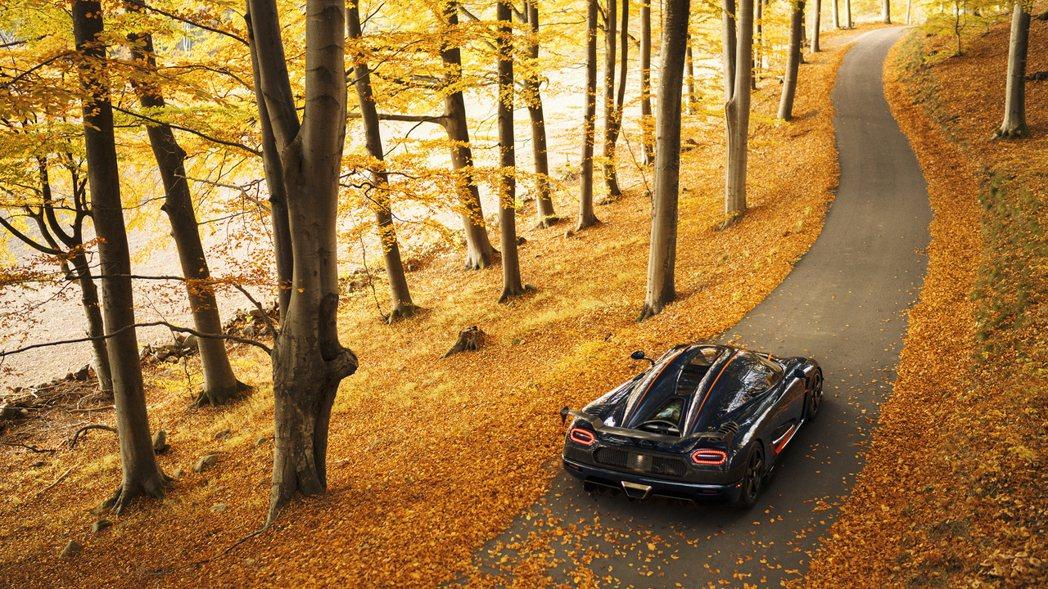 Koenigsegg Agera RS。圖/摘自Koenigsegg