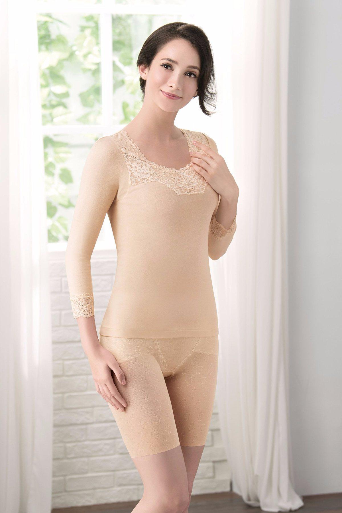 越老越自在!金華歌爾舒適設計內衣 百分百體貼順齡族 圖/金華歌爾 提供