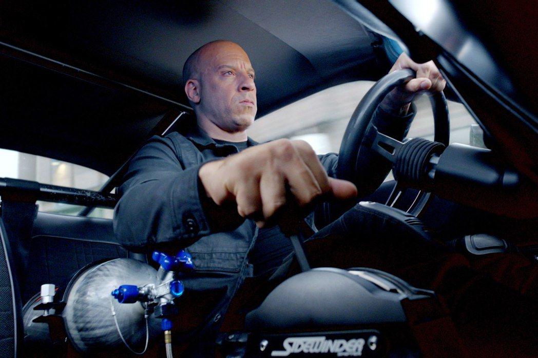 馮迪索(Vin Diesel)。圖/環球提供