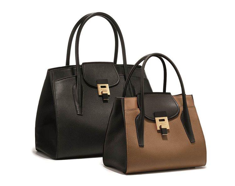 MK Collection系列今年度推出的Bancroft包款。圖/MICHAE...