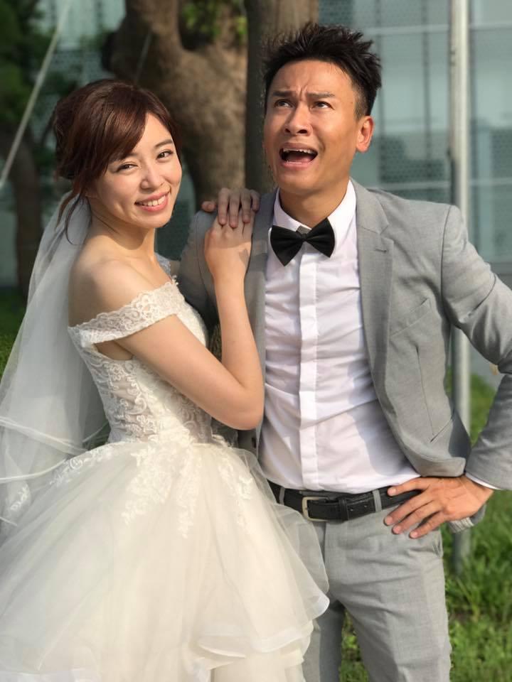 王瞳戲裡嫁給王建復,但戲外婚事還得等一等。圖/王瞳臉書