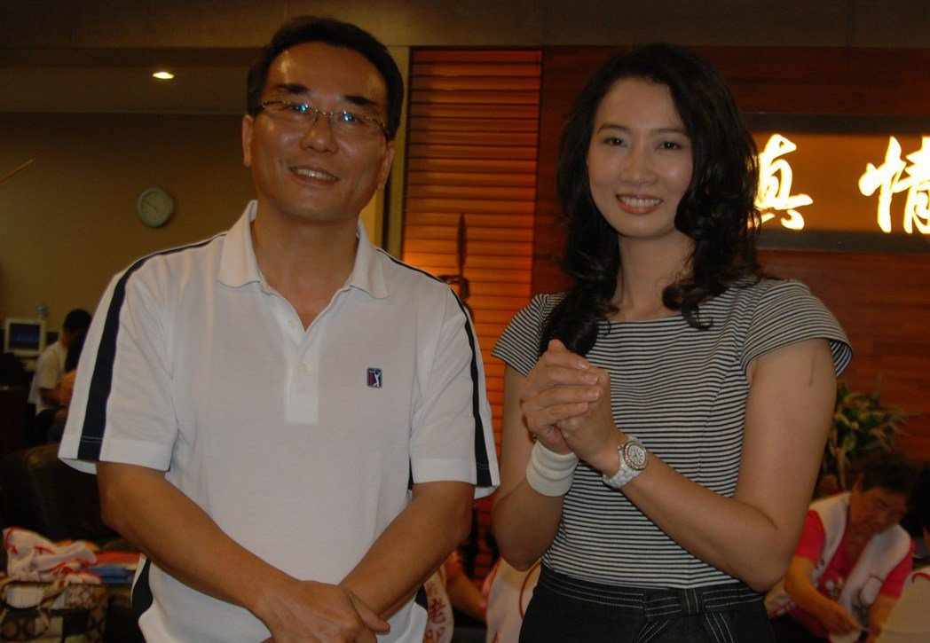 蔡豪、宋麗華夫妻曾參選屏東第一與第二選區縣議員,夫婦都高票當選。。 圖/本報資料...