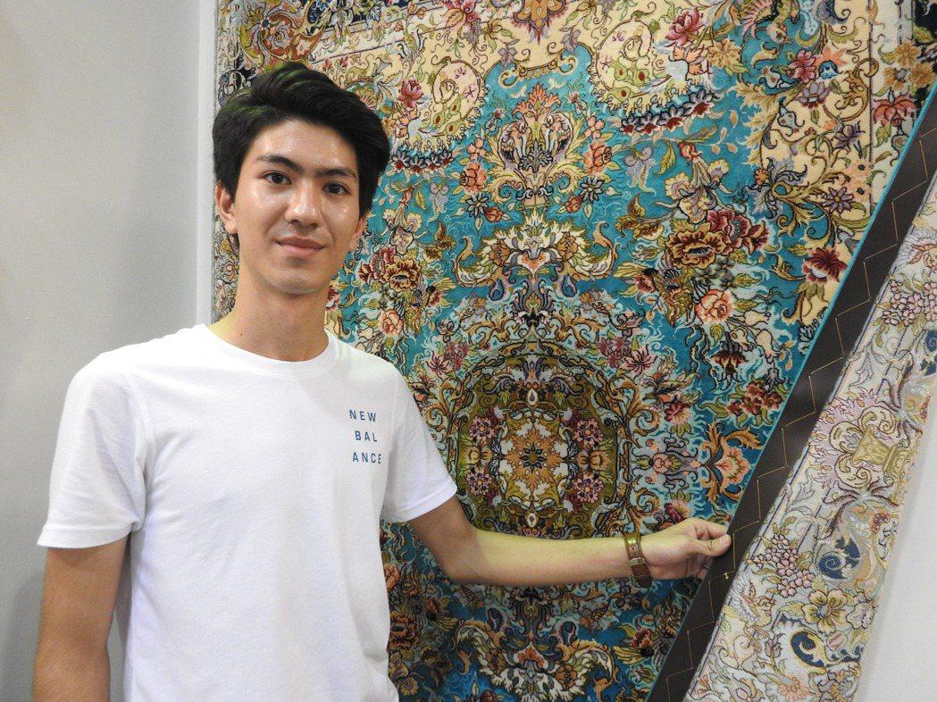 波斯地壁毯因純手工製作,每件都是唯一,是工匠耗盡數年時間編製,不易壞且還會增值。...