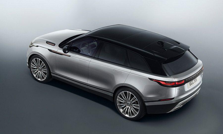 Jaguar Land Rover提供