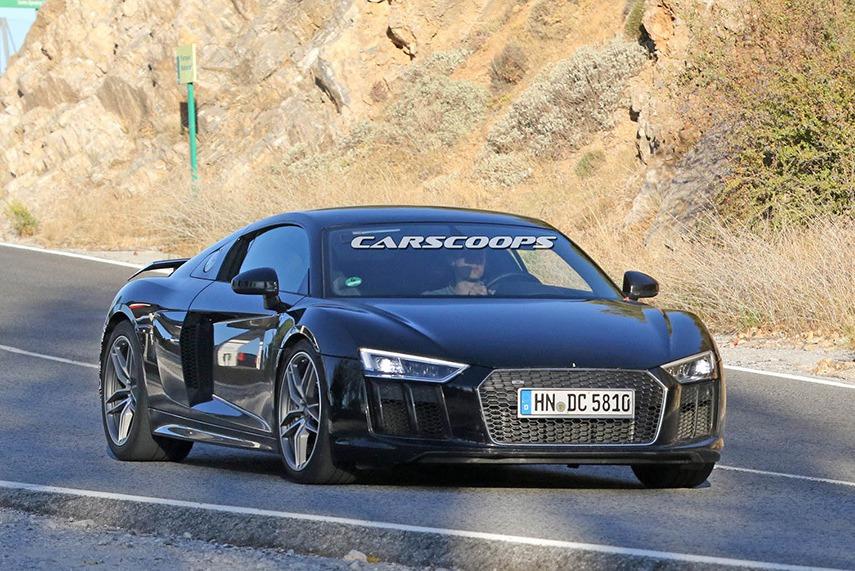 神秘Audi R8會是入門V6動力原型車嗎?