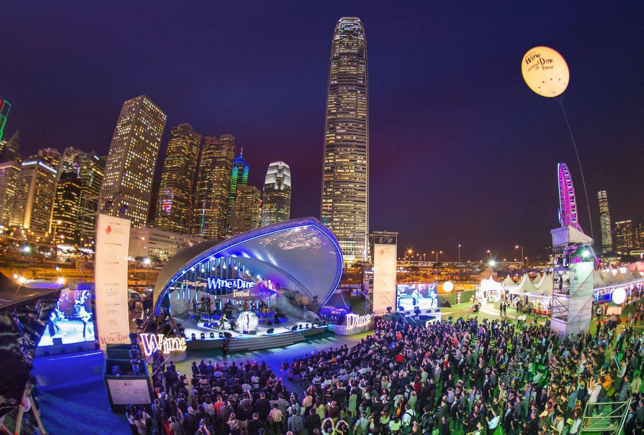 香港美酒佳餚巡禮吸引各國饕客前往體驗。圖/港旅局提供