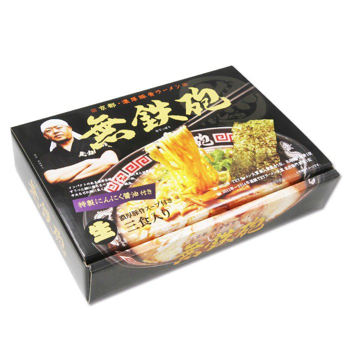 2016網路美食評選奈良縣第一,無鉄砲濃厚豚骨拉麵。圖/新光三越提供