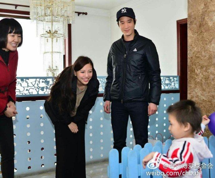 王力宏的妻子李靚蕾屢被傳和歌迷不合。圖/摘自微博