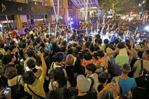 不尊重城市歷史,白晝之夜不會讓台北更有文化