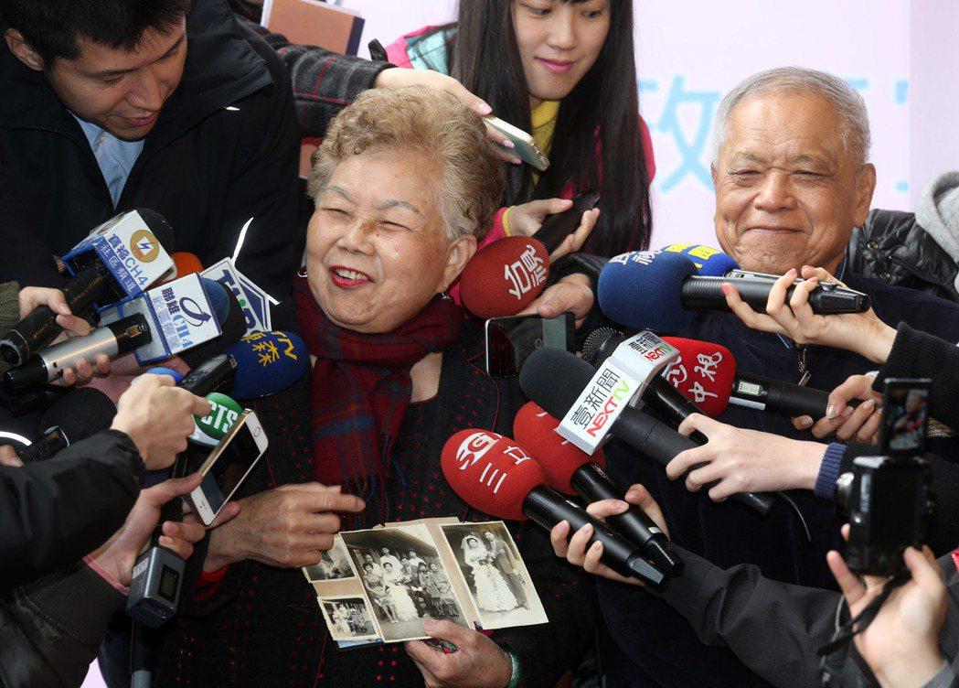 為了和柯文哲「融冰」,陳嘉昌曾透過關係找柯爸柯媽說項。 圖/報系資料照片