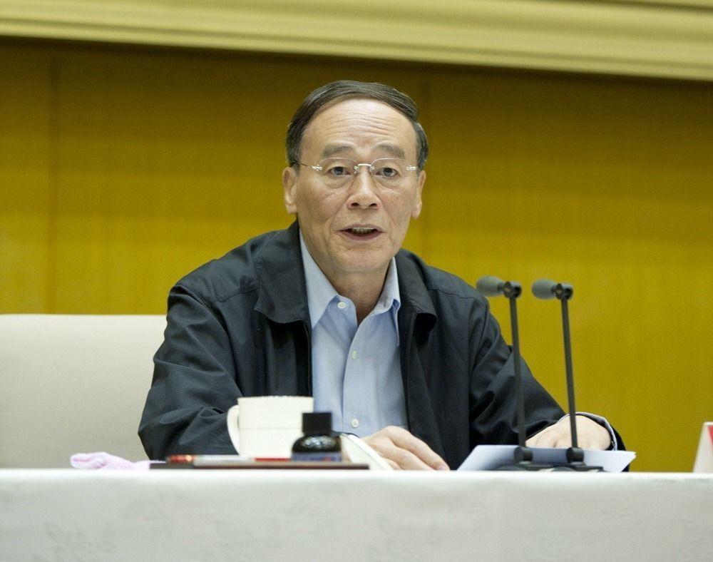 中紀委全體會議9日召開,王岐山將總結過去五年反貪腐成果。(新華社)