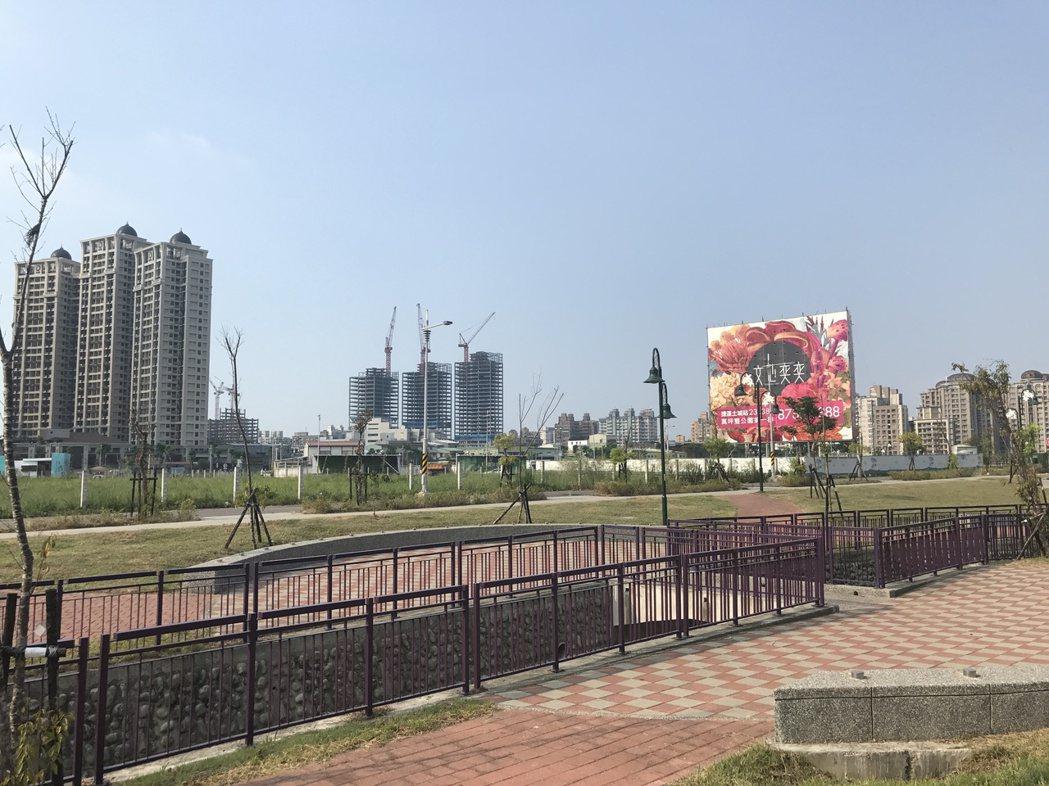 土城暫緩重劃區。記者游智文/攝影