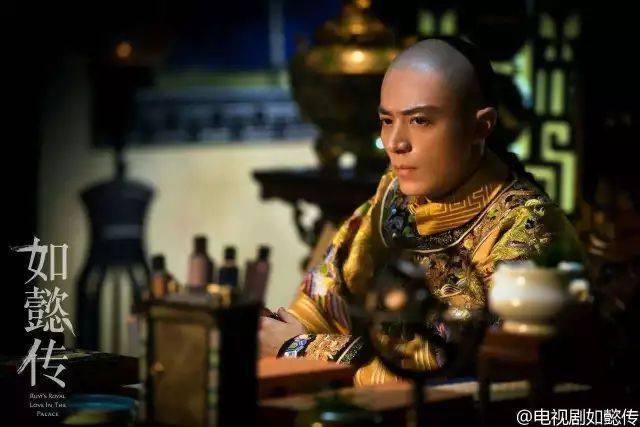 霍建華主演大戲「如懿傳」備受矚目。圖/擷自微博