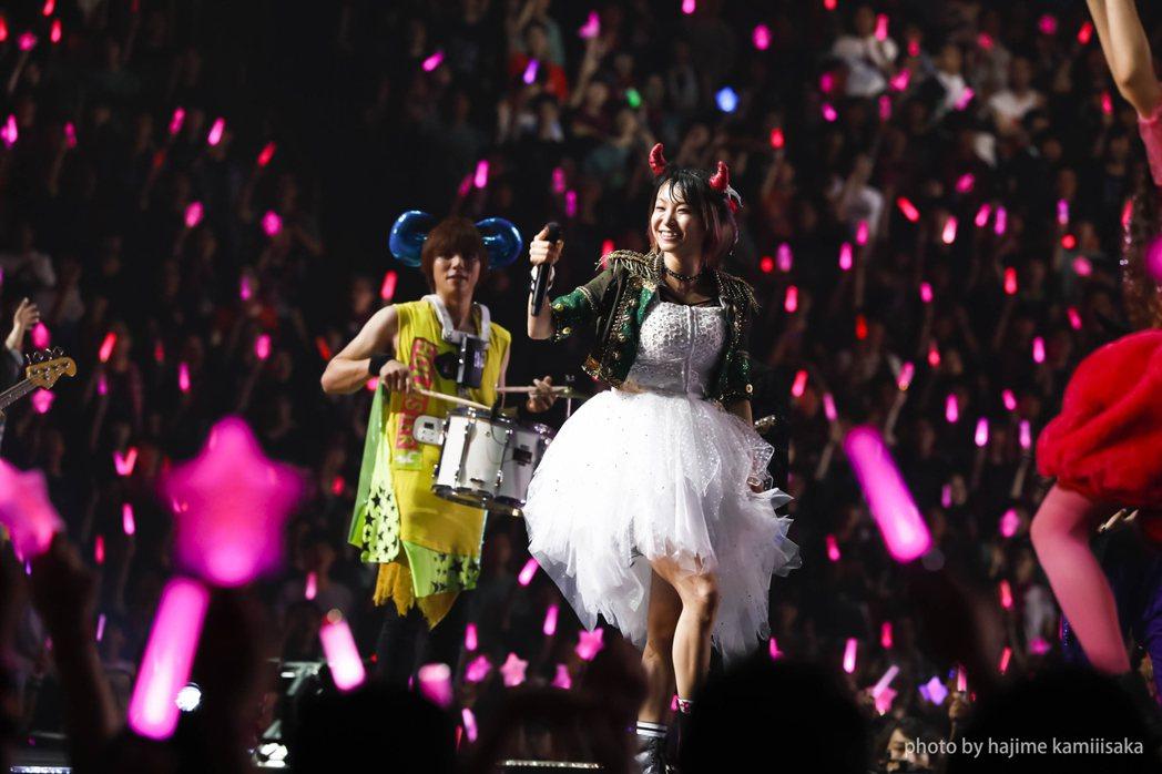 LiSA年底將再來台灣開唱。圖/好玩國際提供