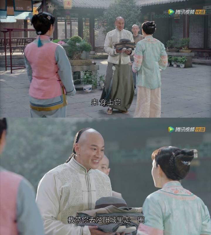 何潤東在「那年花開月正圓」詮釋完美暖男「吳聘」,令粉絲揪心。圖/摘自微博