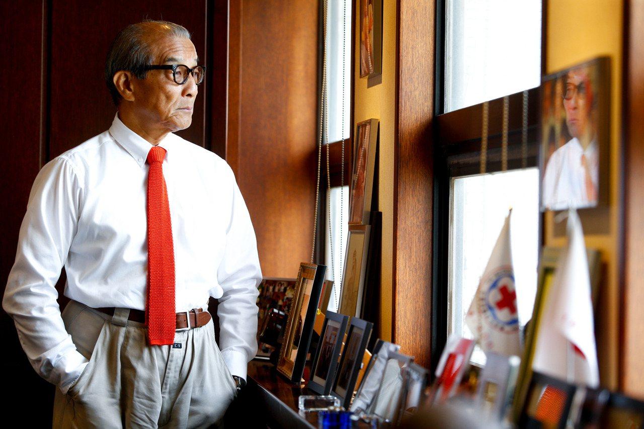 陳長文律師。記者程宜華/攝影