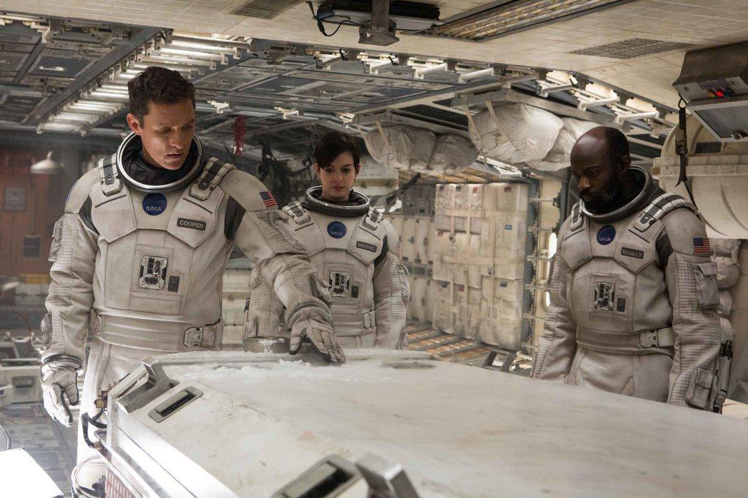 「星際效應」引發觀影熱潮。 圖╱華納提供