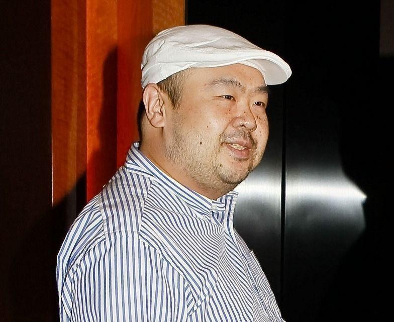 北韓領導人金正恩異母兄長金正男在馬來西亞機場遇刺喪生。聯合報系資料照片。歐新社