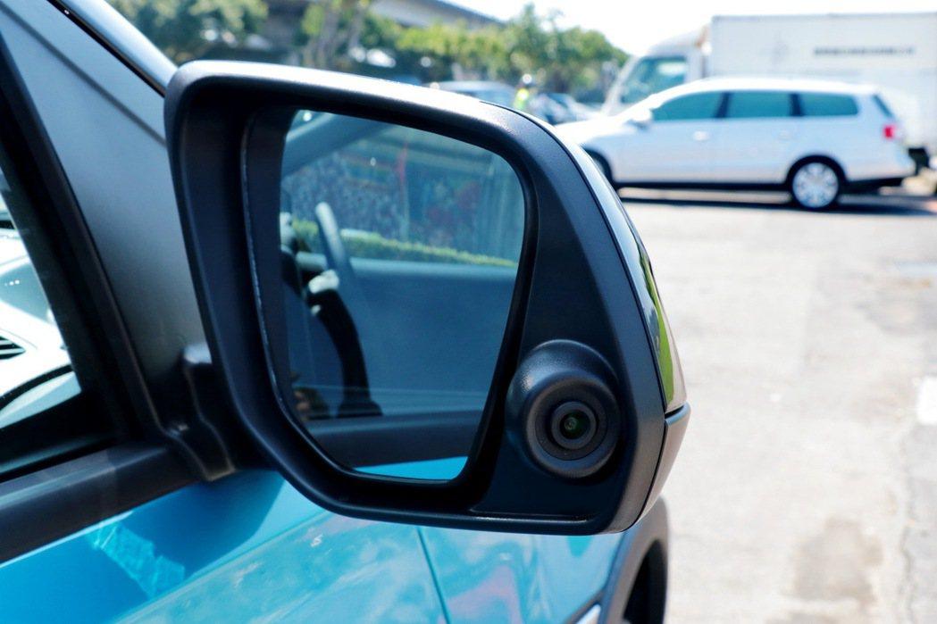 U5的安全科技堪稱是70萬級距內最優異的車款。 記者陳威任/攝影