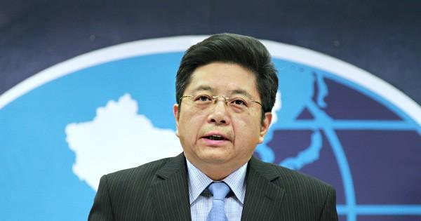 針對蔡英文總統的雙十談話,大陸國台辦發言人馬曉光今天表示,只有「堅持一個中國原則...