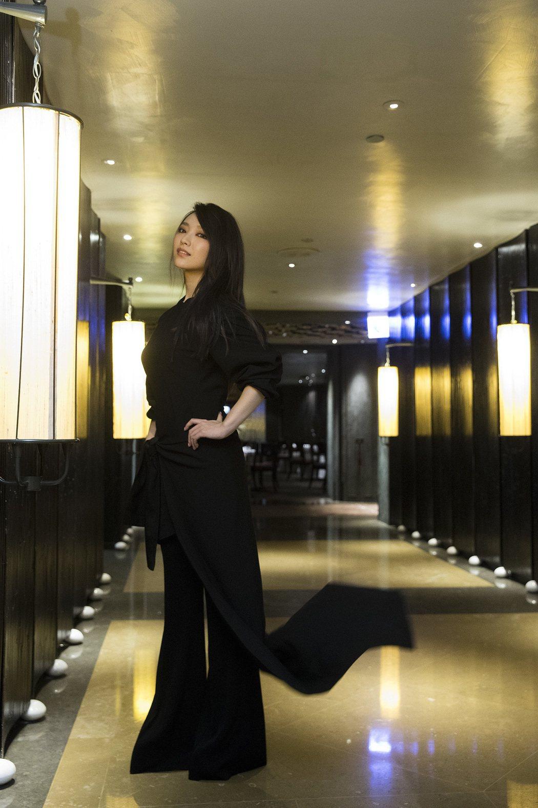 閻奕格等待7年推新專輯。圖/華研國際音樂提供