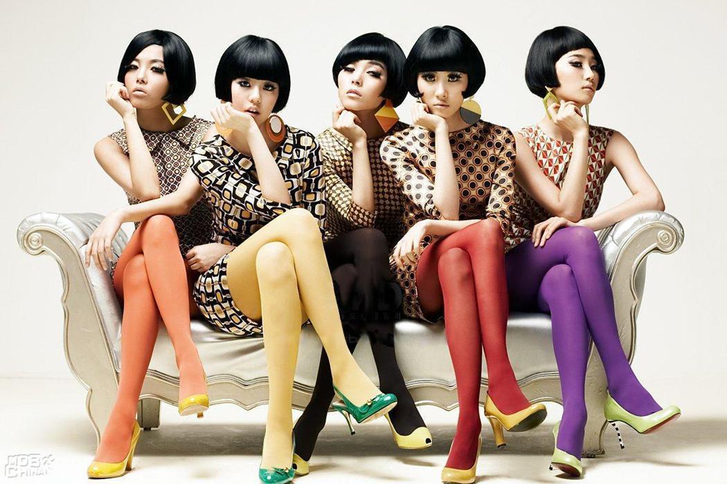 Wonder Girls曾經紅極一時。圖/摘自Naver