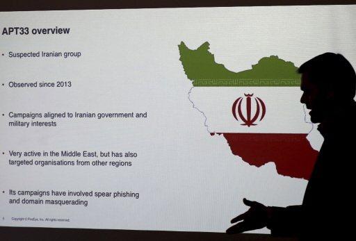 美國曾對伊朗發動網路戰,也遭到反擊。資安人員說明伊朗透過網路攻擊沙烏地阿拉伯及美...