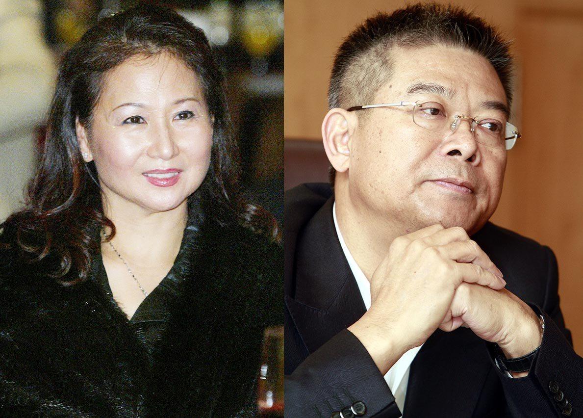 今年65歲的林保雍,與結婚36年的妻子育有兩子,兩人經常會在重要場合合體現身,模...