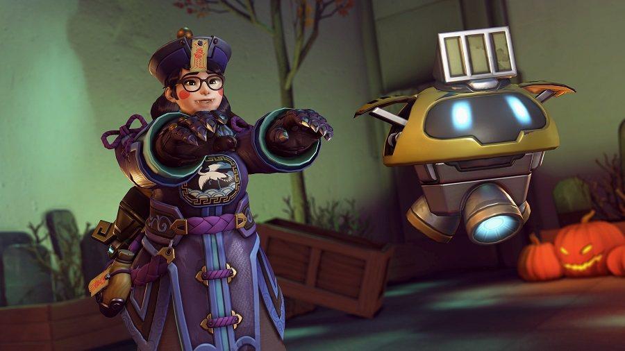 《鬥陣特攻》萬聖節驚魂活動期間,玩家將能解鎖超過 50 種全新物品與傳奇造型。