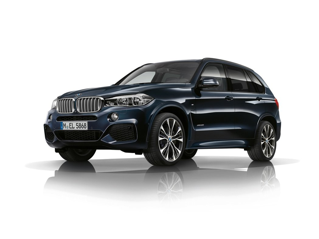 BMW推出特別版的X5 Special Edition。圖/BMW提供