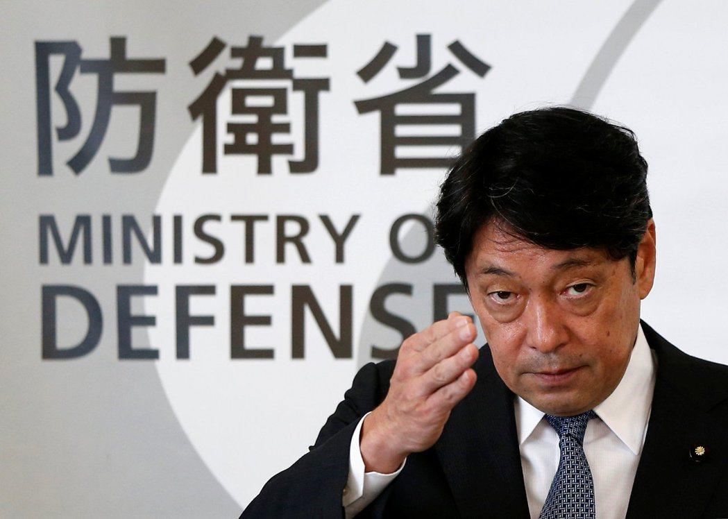 日本參不參戰?防衛大臣小野寺認為,如受威脅,自衛隊理應可對北韓行使武力。小野寺的...