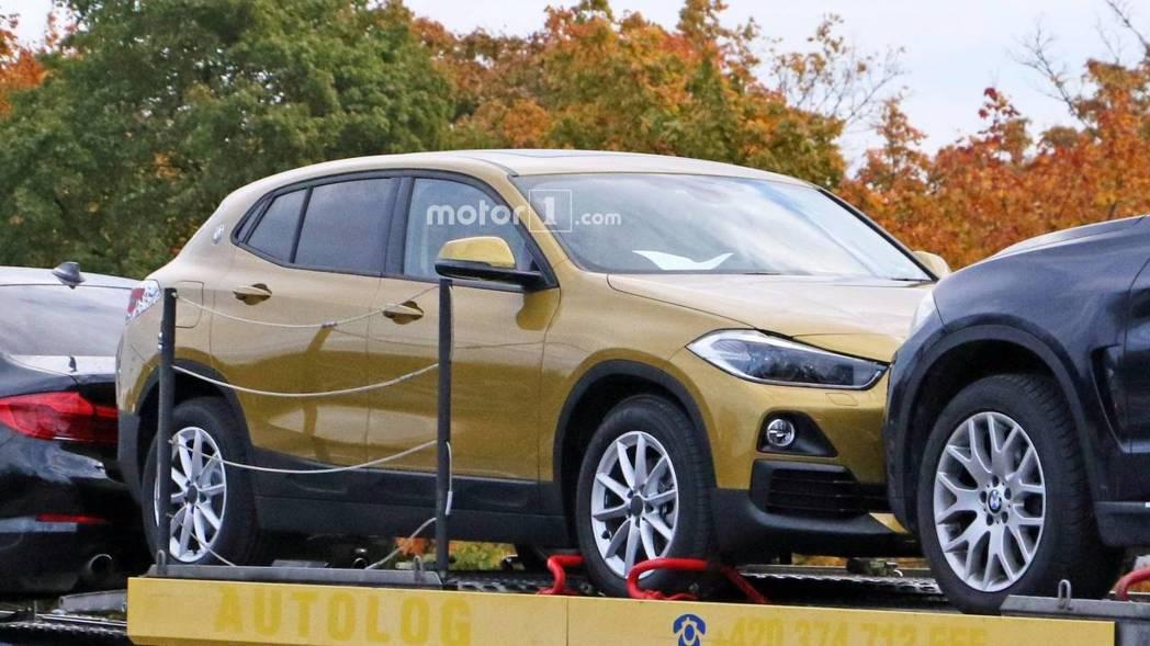 全新BMW X2 可能發表在即。 摘自Motor 1