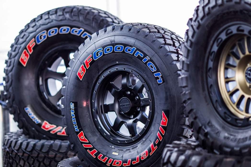 BFGoodrich 百路馳輪胎提供