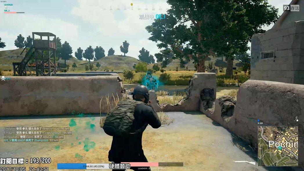 散彈槍在近距離的殺傷力十分驚人