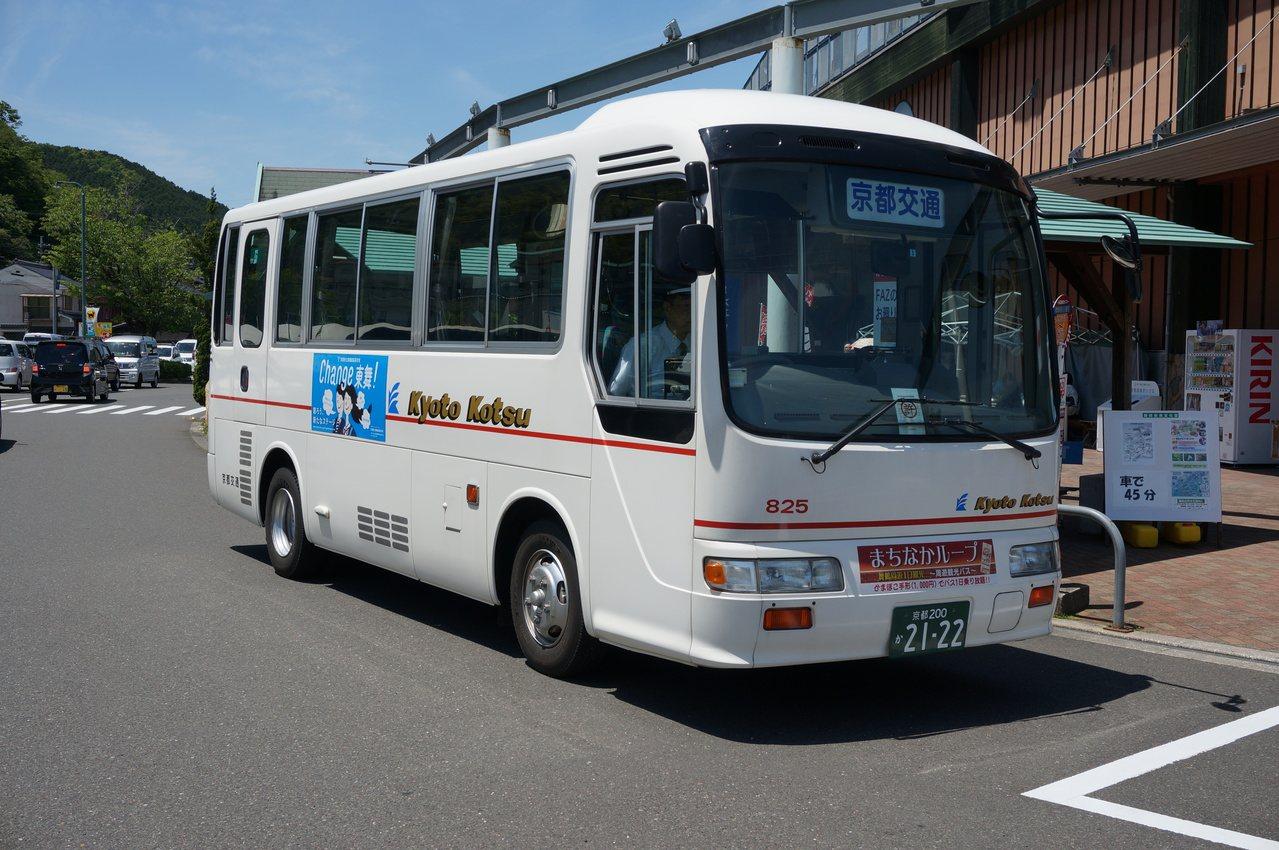 假日循環巴士。時報出版提供