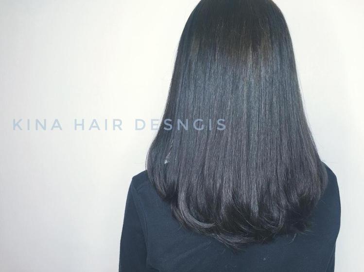 髮型創作/KiNa。圖/HairMap美髮地圖提供